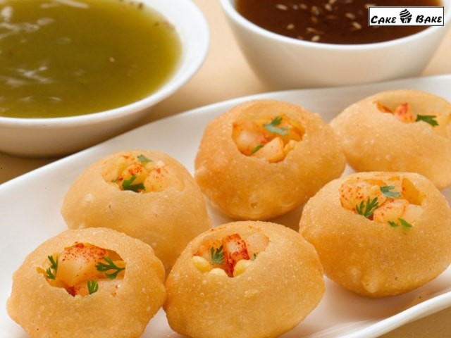 Cake N Bake Chandigarh - Buy 1 Get 1 Free On Golgappa Plate