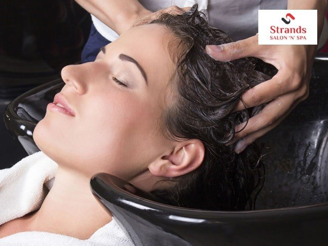 Strands Salon-Get Special Discount On Schwarzkopf Hair Spa