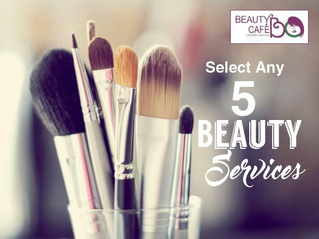 Beauty Cafe Unisex Salon