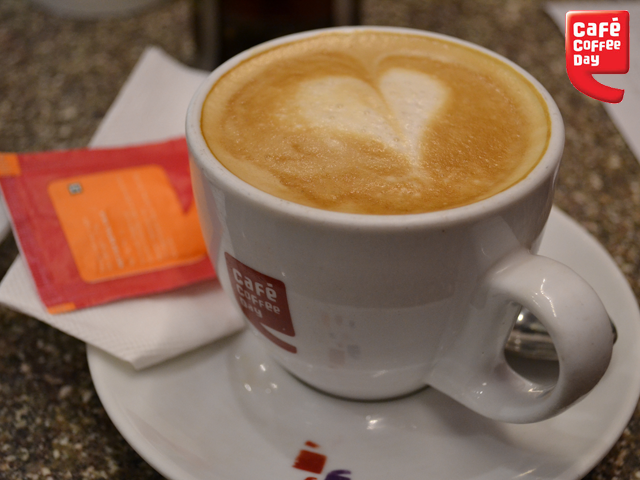 Deals cafe coffee day