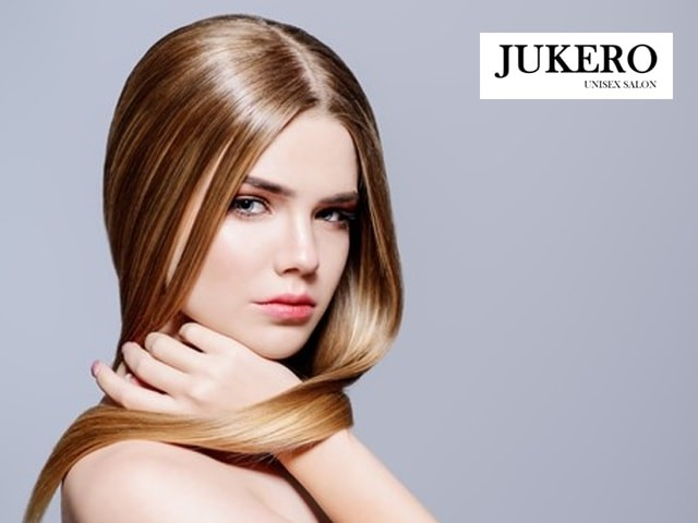 Jukero Unisex Salon Mohali- Get Silk Therapy  Services in Rs. 3999 Only