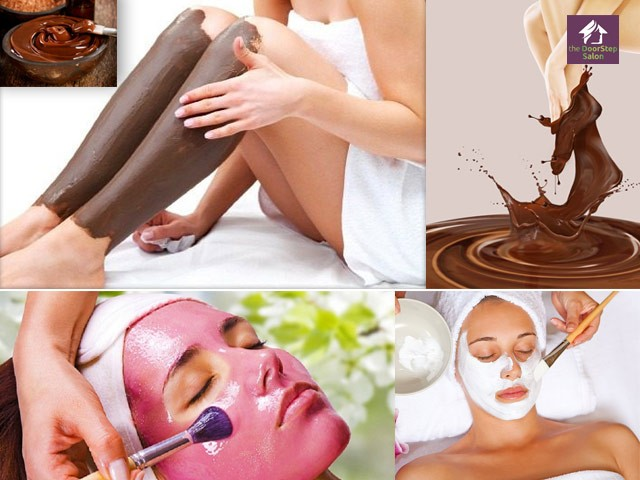The Door Step Salon - Get Beauty Services in Rs. 1499 Only