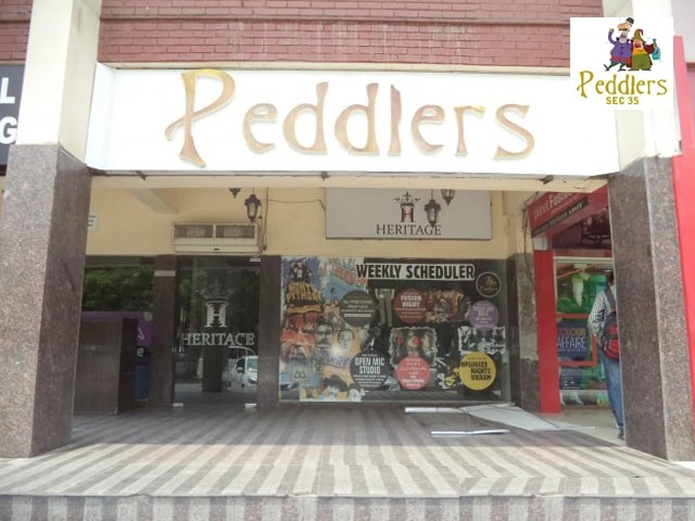 Peddlers Chandigarh- Get Female Stag Entry in Just Rs.2800