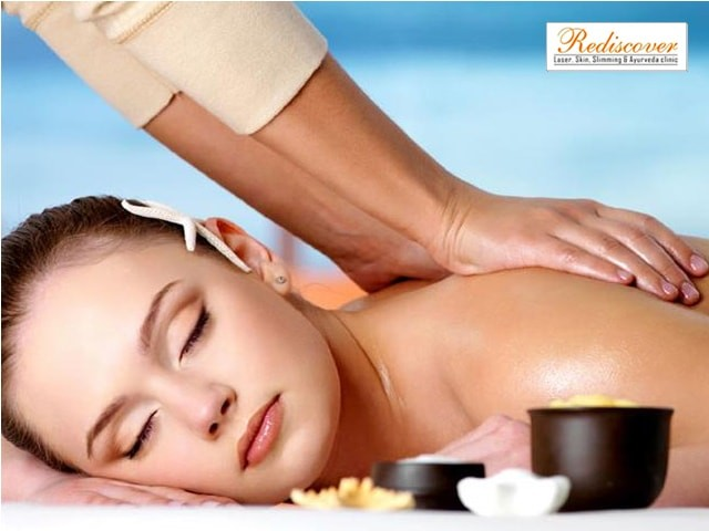 Rediscover  Sector 7 Dwarka  New Delhi- Spa Package (Duration: 60min)