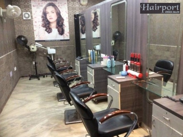Hair Port Unisex Salon-Get Hair Polishing Services in just Rs.999