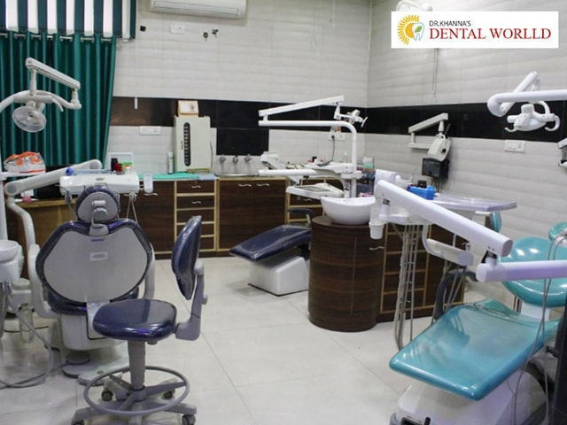 Dental World  -Discount On Dental Services & Check-ups In Chandigarh