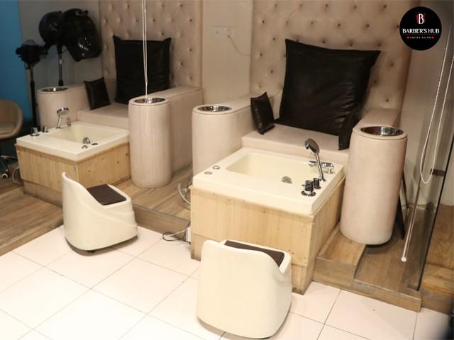 Barber's Hub Salon