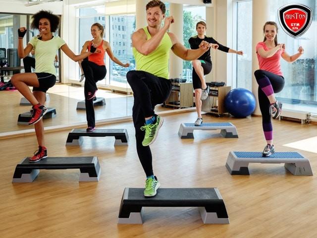 Auston Gym Mohali- Get Aerobics / Bhangra / Zumba /Yoga In Rs.999