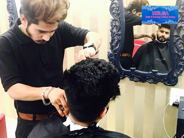 Helga Unisex Beauty Salon  - Hair Services In Discounted Prices At Mohali for Female