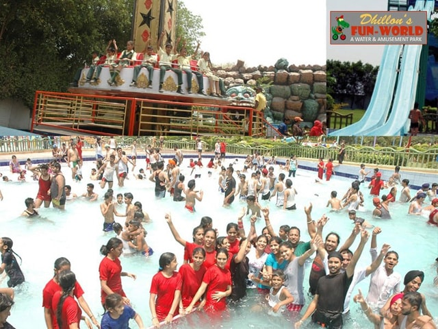 dhillons funworld patiala get funworld entry ticket in only 10deals