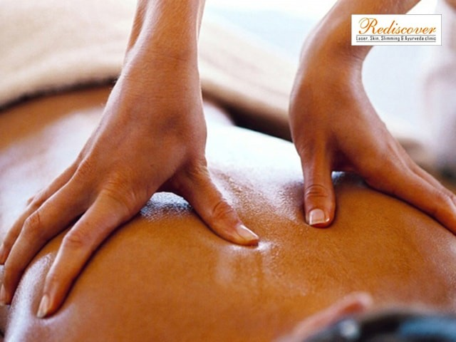 Rediscover  Sector 7 Dwarka  New Delhi- Ayurvedic Full Body Massage + Hot Towel Wipe (Duration: 60min)