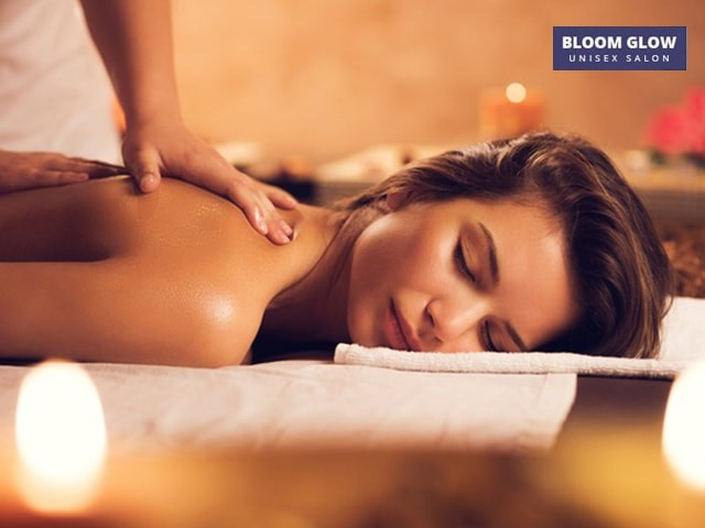 Bloom Glow (A family salon) Mohali - Get Swedish/Balinese /Deep Tissue Any Body Spa