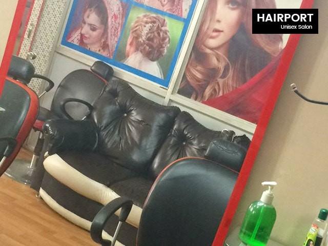 Hairport Salon