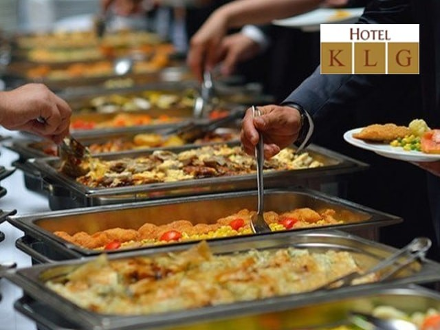 Buffet Lounge (Hotel KLG) Chandigarh- Get Special Deal On Dinner Buffet in Rs.576