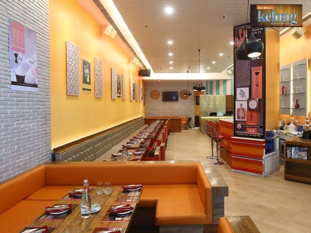 Kelong Chandigarh- Enjoy the Best Deals on Veg Lunch/Dinner Buffet, Starter with 1 Mocktail