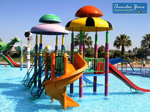 Thunder Zone Amusement Water Park Mohali - Get  Entry ticket to Water Park