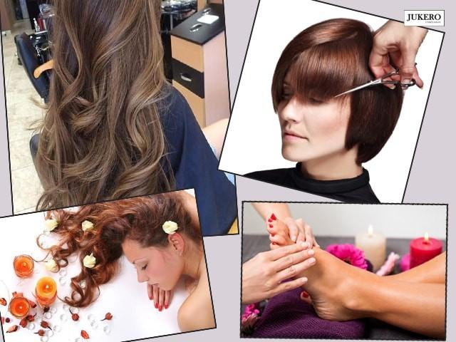 Jukero Unisex Saloon Mohali Get Discount On Highlight Haircut