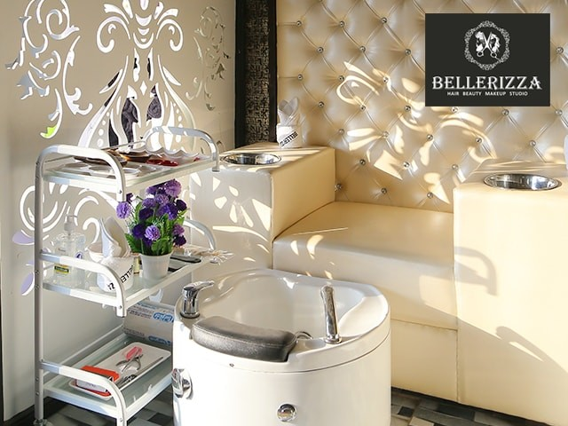 Bellerizza Unisex Beauty Salon Panchkula - French Nail Art + Nail Polish