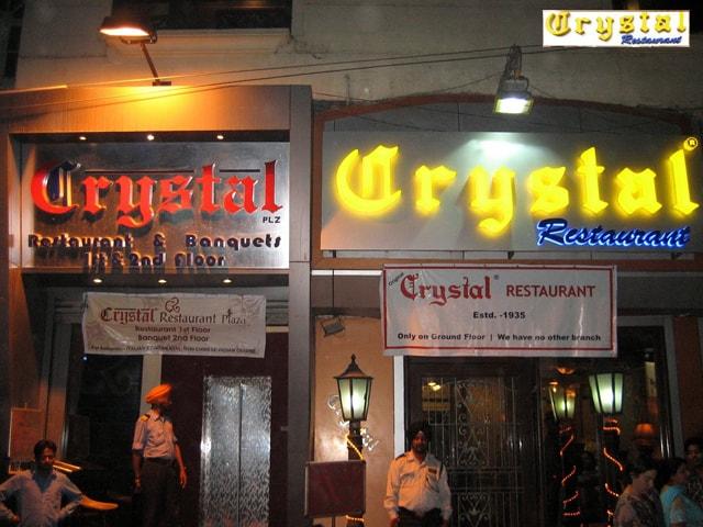Crystal Restaurant- Get 10% Off on Food Bill