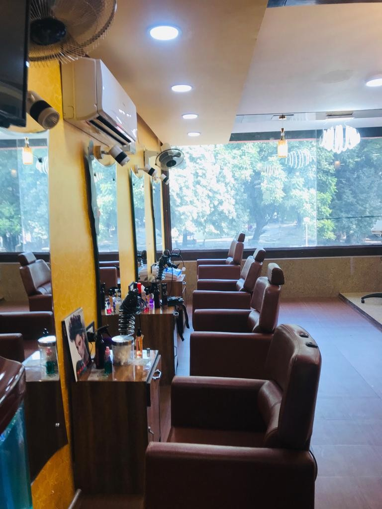 Cuticle Hair Mafia Salon Mohali - get hair services in Rs. 199 Only