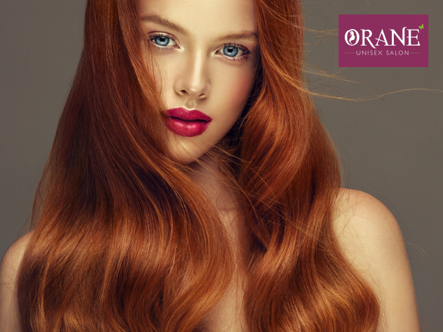Orane Salon Chandigarh - Get Global Color in Rs.1999 only
