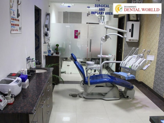 Dental World  -Dental Services & Check-ups in Discount At Chandigarh