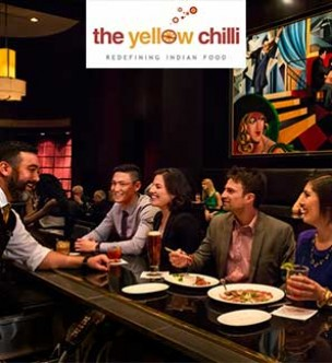 The Yellow Chilli Amritsar- Get 6 Beer Pint Only in Rs.499