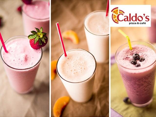 Caldo's Pizza & Café Jalandhar- Get Medium Pizza in Rs. 149 Only