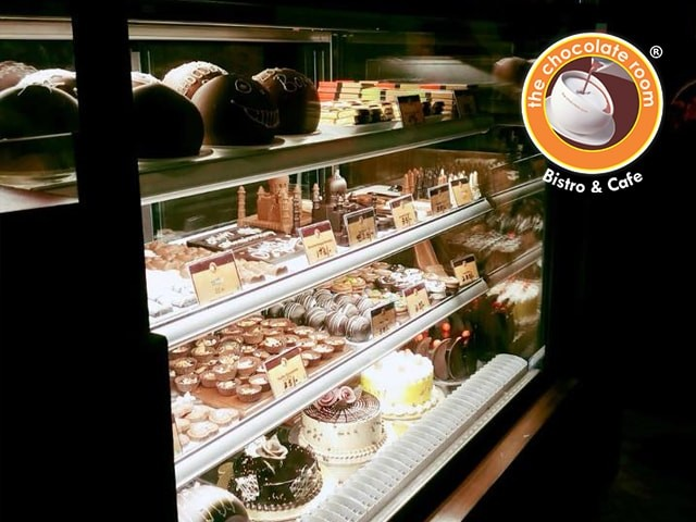 The Chocolate Room- Get 1 Hot Chocolate (Cuddle Cup) / 1 Cappucino in Rs. 59 Only