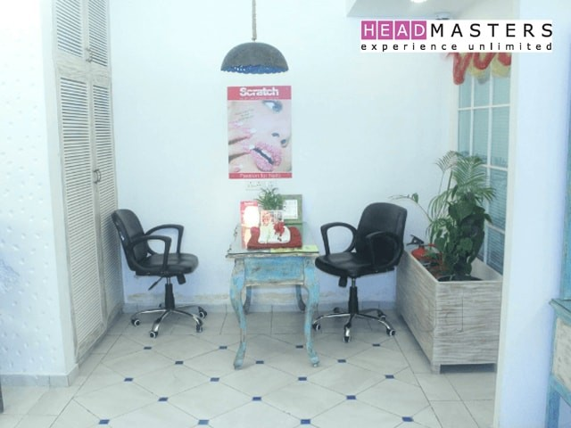 Scratch By Headmasters Chandigarh- FLAT 50% OFF on All salon & Spa Services