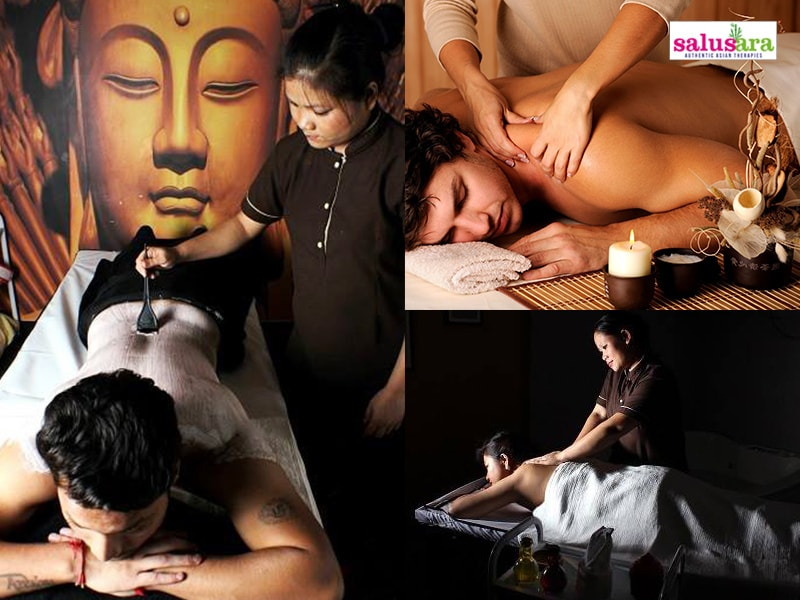 Salusara Spa Chandigarh- Special Spa Facial for Couple in Rs. 1999