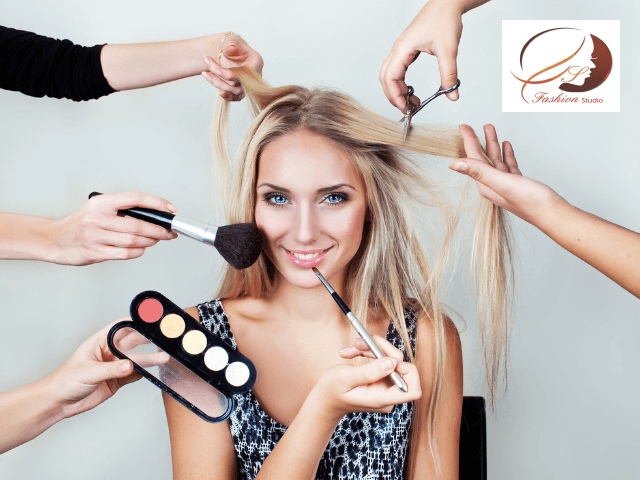 Fashion Studio Chandigarh - Get Party Make up + Hair Spa in 699 Only
