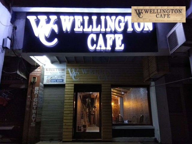 Wellington Cafe-Get 1 Mexican Corn Pizza (10In) + 2 Virgin Mojito in Rs. 199 Only