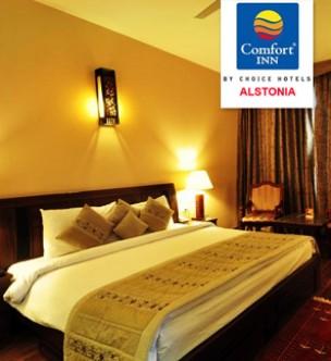Comfort INN Alstonia Amritsar- Get Flat 50% off on Room Bookings