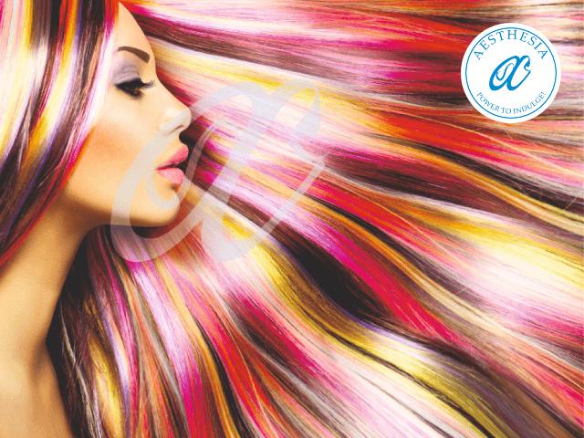 Aesthesia Hair Experts Zirakpur