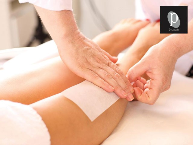 Picasso Salon Mohali- Full Arms + Full Legs Waxing in Just Rs.149