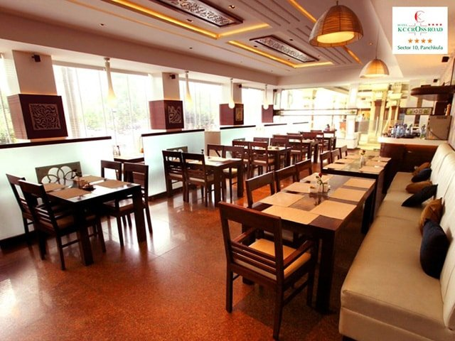 Hotel KC Cross Road Panchkula- Get 25% Discount Food Bill