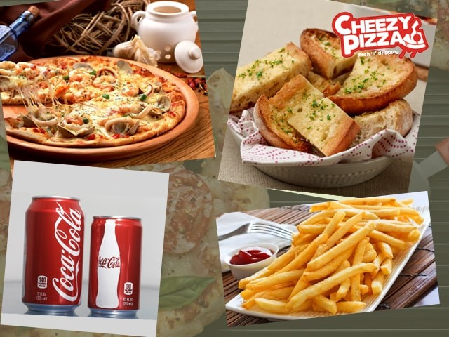 Cheezy Pizza Chandigarh