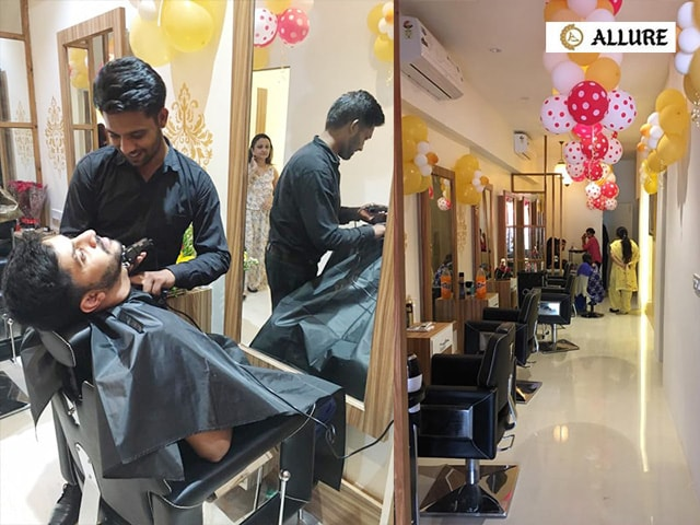 Allure Unisex Salon & Diet Clinic