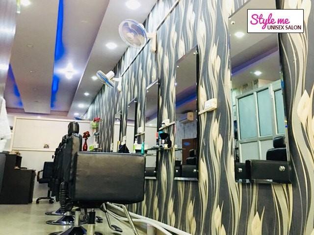 Style Me Salon Zirkpur