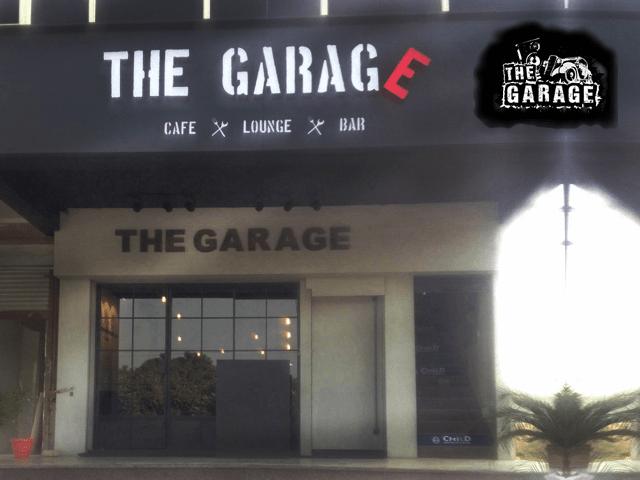 The Garage Cafe Mohali