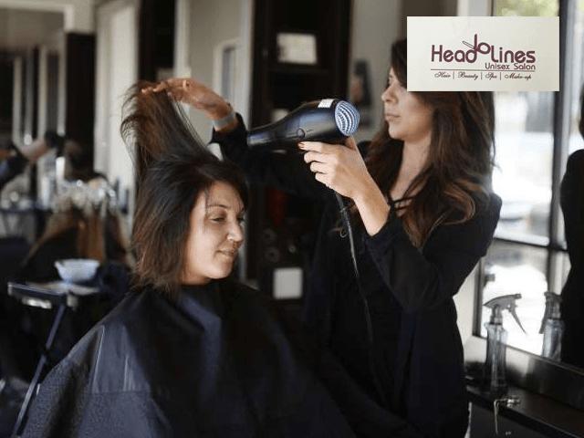 Headline Salon Chandigarh - Get Amazing offer on Beauty Services Offer