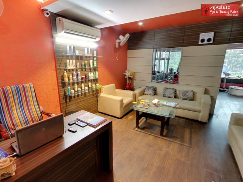 Blue terra spa chandigarh pay for full body for Absolute beauty salon