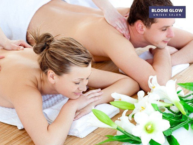 Bloom Glow (A family salon) Mohali - Get Couple Body Massage