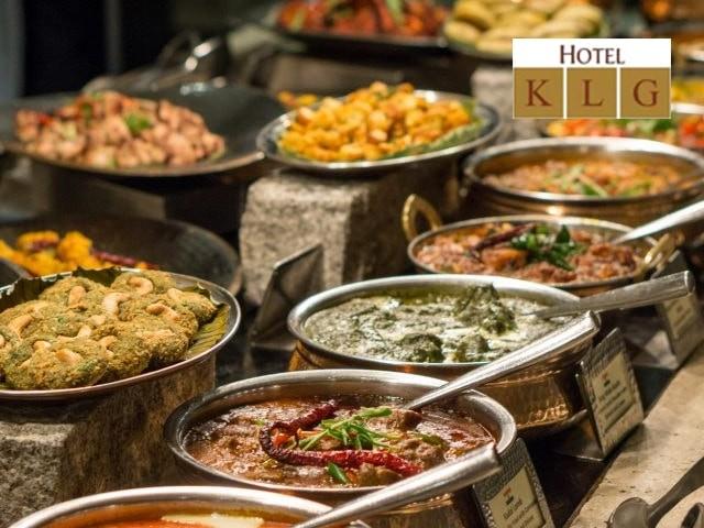 Buffet Lounge (Hotel KLG)