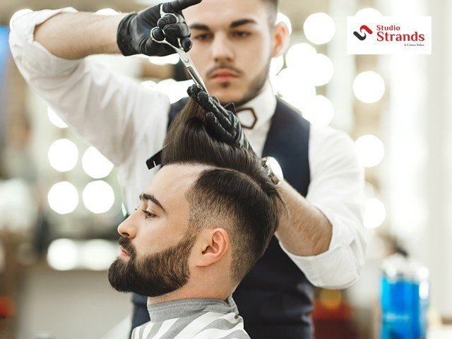 Strands Salon 'n' Spa Chandigarh - Best Discount On Men's Package