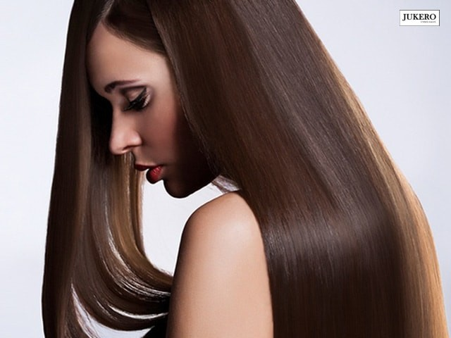 Jukero Unisex Salon-Get Temporary Hair Ironing Without any wash ( Any Length ) in Rs. 350 Only
