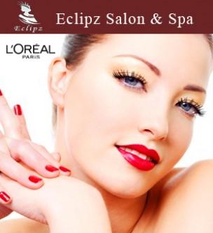 Eclipz salon spa mohali get pre bridal bridal package for 4 dollz only salon