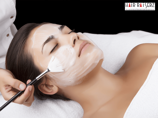 Hair Raiserz Zirakpur - Look Fresh With an Amazing Discount Offers on Facial