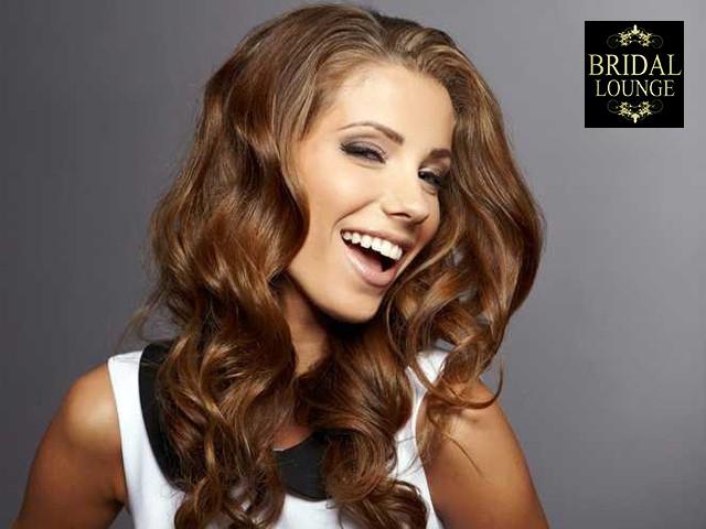 Bridal Lounge Patiala Get Hair Highlights Per Streak Rs99 Only